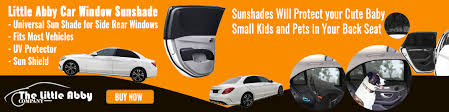 Car Window Blinds Baby Car Window Sunshade Universal Sun Shade For Side Rear Windows By