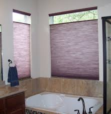 bathroom remarkable fiber shades bathroom window treatments with