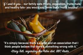 stacy paleo vs kosher vegetarian vs vegan on bbc radio debate