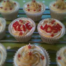 Personalised Cupcakes Cupcakes Rosycheeks Bakery