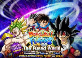 dragon ball dokkan battle