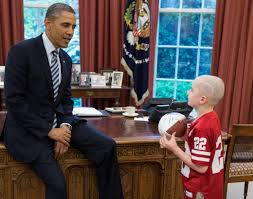 The Inside Of The White House President Barack Obama And Jack Hoffman At The White House