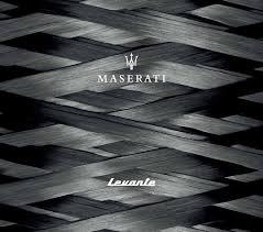 levante maserati white e brochure maserati levante en by karita interactive issuu