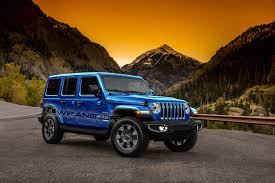 jeep ranger new 2018 jeep wrangler color options