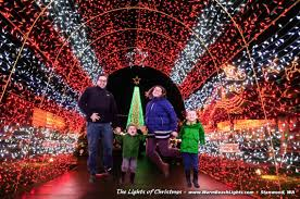 Pictures Of Christmas Lights by Day Trip Discoveries Get In Holiday Spirit At The Lights Of