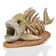fish resin aquarium ornament petsolutions