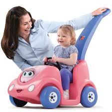 toddler ride on car push around buggy anniversary edition ride ons u0026 wagons by step2
