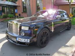 rolls royce phantom mansory conquistador 24 january 2012