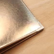 gold photo album 6x8 gold scrapbook album project scrapbooking becky higgins