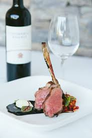 Rack Of Lamb On Grill Asheville Restaurant Salutes Charleston Grill With Lamb Chop