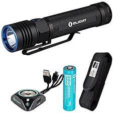 black friday deals olight flashlight amazon com olight best led flashlight s2 baton cree xm l2 950