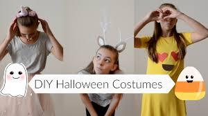 diy halloween costumes sweetcaroline youtube