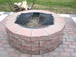 Fire Pit Building Plans - fire pit instructions here s the link to the tutorial diy fire pit
