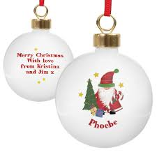 personalised christmas decoration uk u2013 decoration image idea