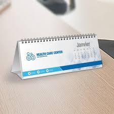 calendrier bureau imprimez vos calendrier de bureau à partir de 35 00 en qualité pa