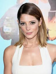 ashley greene with beautiful ombre get the look ashley greene s ombre lob wish i was here