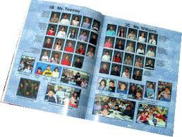 middle school yearbooks elementary school yearbook