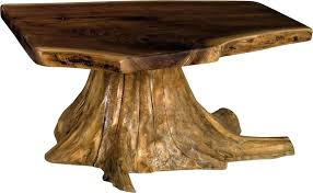 stump coffee table u2013 fieldofscreams
