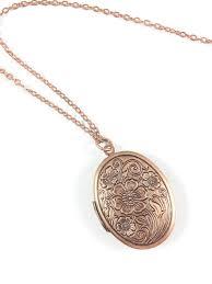in loving memory lockets locket necklace picture locket necklace copper necklace in