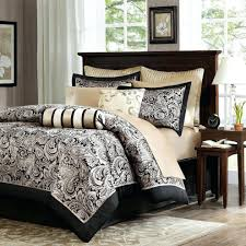 Black And Gold Crib Bedding Black And Gold Comforter Set Black And Grey Queen Comforter Sets