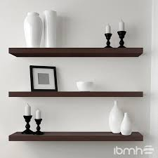 wooden wall rack designs leo floating wall shelf with wooden wall