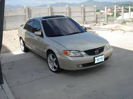 mazda jeep 2002 2002 mazda protege information and photos momentcar