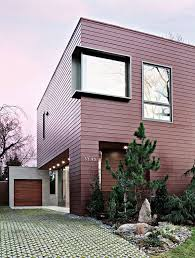 Home Design In New York Modern House Plan With Clean Lines U0026 Open Design By Grzywinski Pons