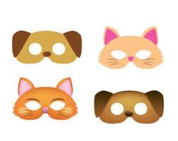 cats printable masks cat mask kitten mask kitty mask