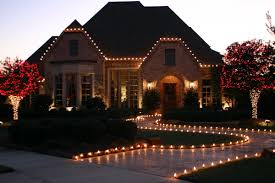 Christmas Lights House by Classy Christmas Homes With Lights Christmas Light Installation