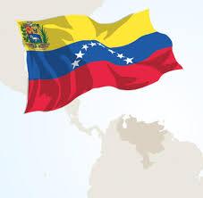 Venezual Flag Venezuela U2013 Eisbein Und Fachwerk In Den Tropen Welt