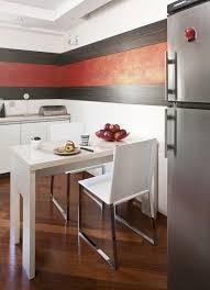 wandgestaltung rot welche wandfarbe für küche 55 gute ideen und beispiele
