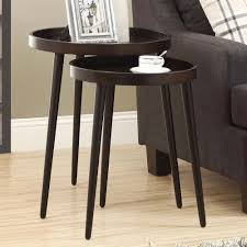 Round Coffee Table Ikea by Furniture Nesting End Tables Acrylic Coffee Table Ikea Round