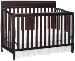 Espresso Convertible Crib by Graco Stanton Convertible Crib Babycenter