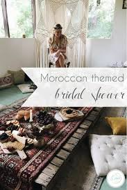 themed wedding shower moroccan themed bridal shower hill city virginia wedding