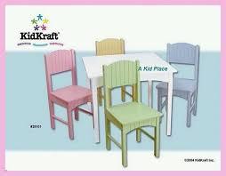 kidkraft nantucket table and chairs kidkraft nantucket table 4 pastel chairs 26101 lex furniture