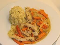 recette facile a cuisiner poulet carottes soja la cuisine de ponpon rapide et facile