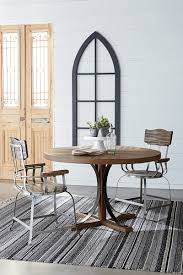 Unfinished Dining Room Tables Dining Tables Inspiring Gray Round Dining Table Round Grey Dining