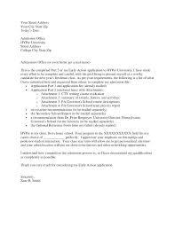 sample of application letter for admission in university u2013 gruppa me