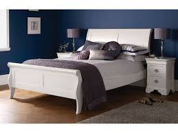 Bentley Bed Frames Store Bentley Designs Chantilly Bed Frame White