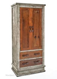 clothing armoires cabin furniture rustic armoires vintage clothing cabinet