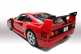 fastest ferrari ferrari f40 lm spec for sale in canada gtspirit