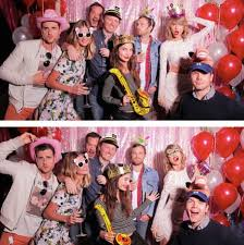 party photo booth 13 fresh and christmas party themes and ideas thumbtack