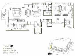 azure floor plan the azure sentosa units mix and typical floor plans