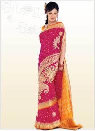 Buy Royal Blue Pure Silk Magenta And Royal Blue Pure Silk Saree Indian Fashion