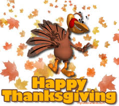 thanksgiving day my classes