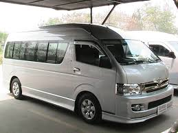 toyota hiace vip untouchedthailand