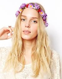 crochet flower headband asos crochet flower headband purple where to buy how to wear