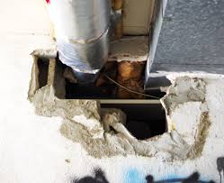 how to fix a big hole in a cement wall u2013 plaster u0026 disaster