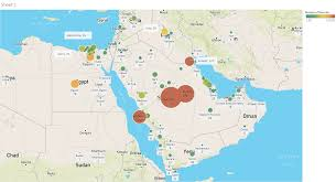 Bahrain Map Middle East by Experimenting In Mapping Online Anti Shia Sectarianism On Twitter