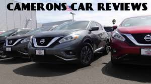 nissan murano hybrid review 2016 nissan murano sl 3 5 l v6 review camerons car reviews youtube